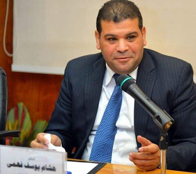 د. هشام فهمي أمين مساعد لأمانة شباب حزب الحرية المصري