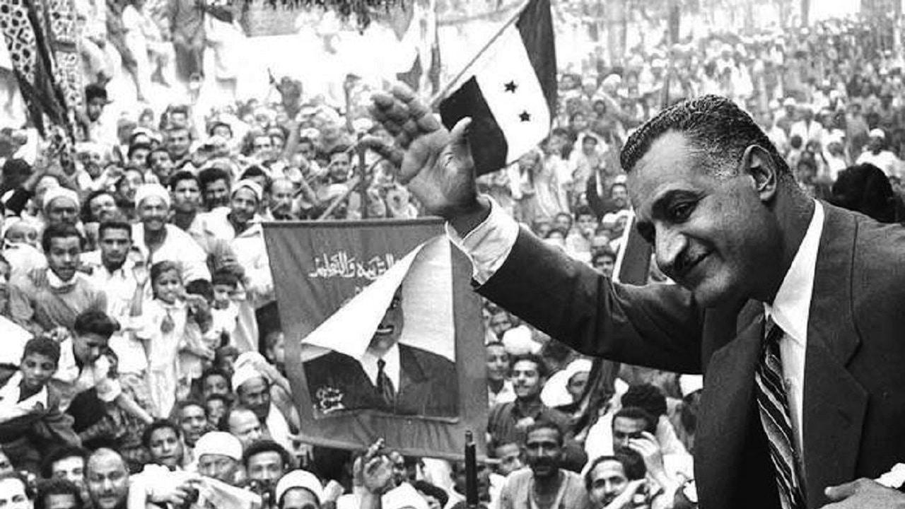 جمال عبد الناصر ونكسة يونيو