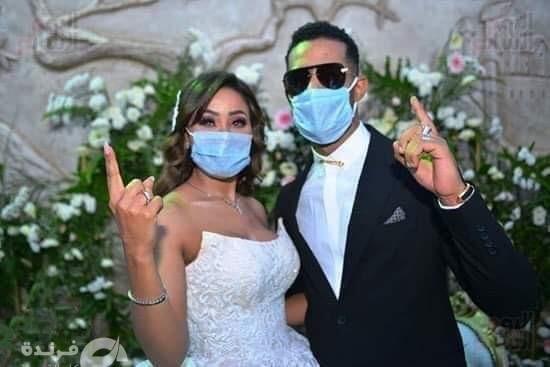 صور حصرية لحفل زفاف شقيقة محمد رمضان..ليلة القبض على فاطمة