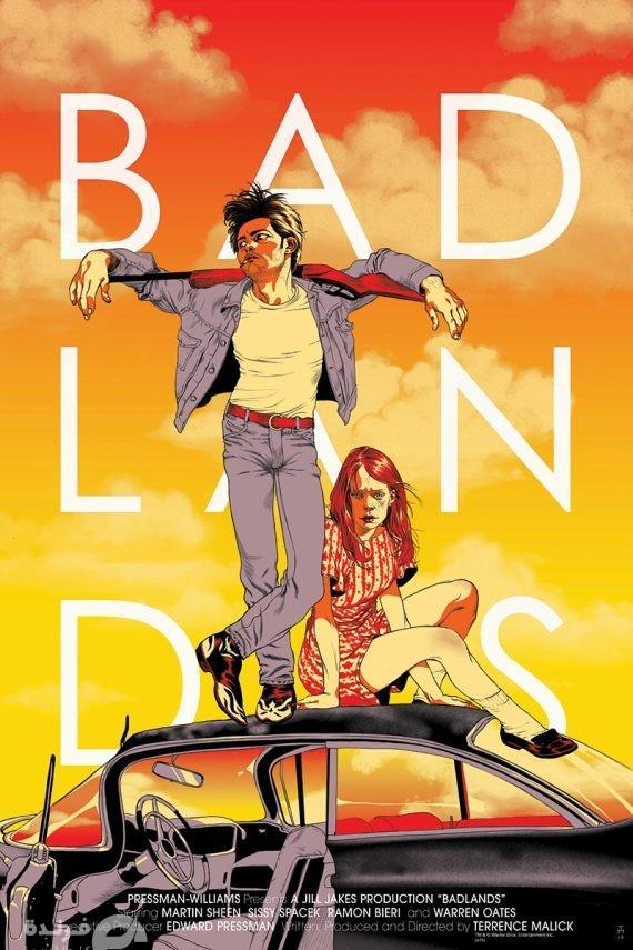 فيلم badlands 1973