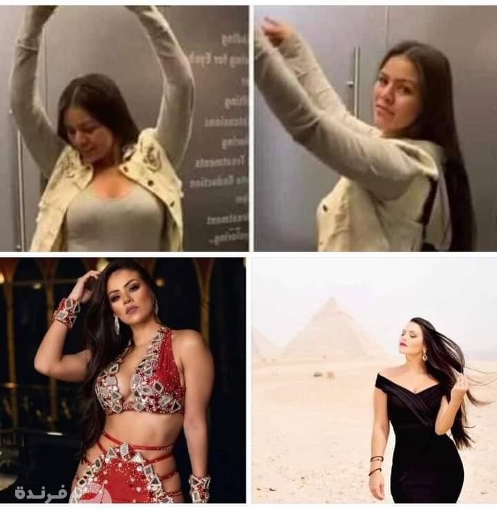 شحتة كاريكا عن لوردينا الراقصة البرازيلية: المهرجان عامل قلبان جامد