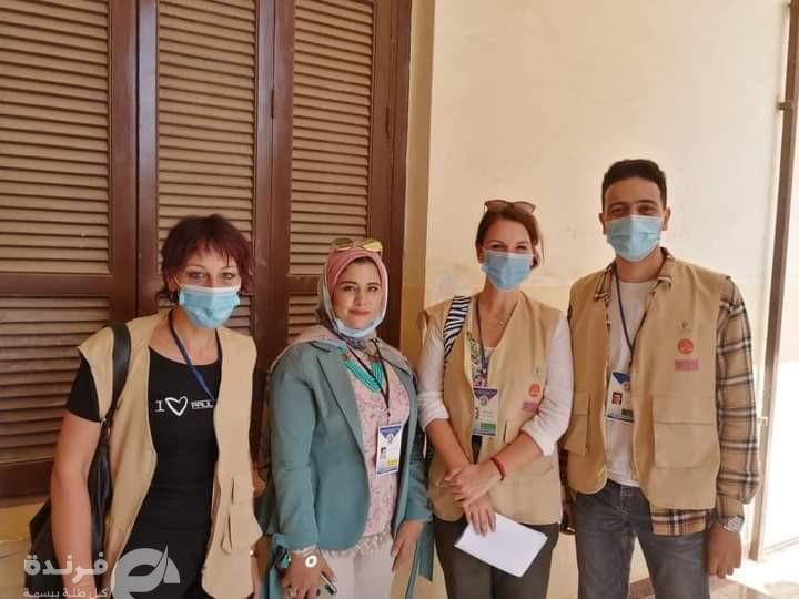 البعثة المصرية الأوربية المشتركة تنهي أعمال اليوم الأول من الانتخابات البرلمانية