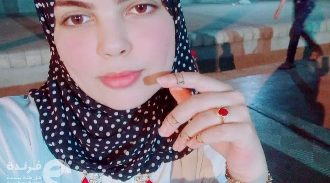 وفاء صلاح الدين أصغر مرشحة برلمانية تعد اهل دائرة شبين الكوم بسنتر وش الخير
