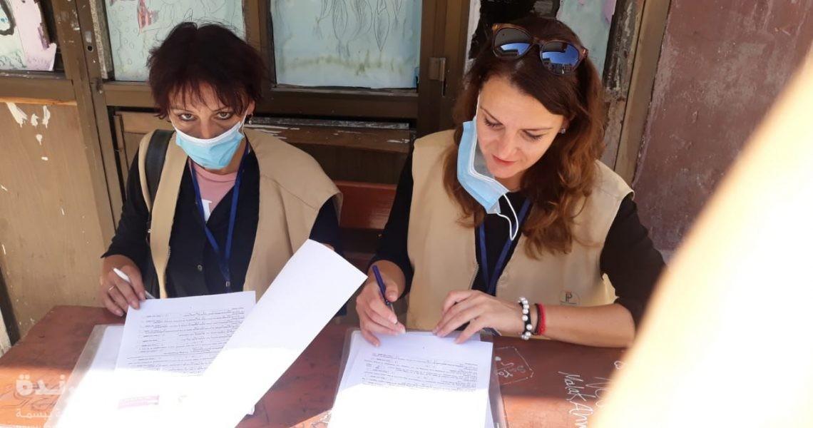 البعثة الأوربية تزور 52 مقراً انتخابياً بـ 3 محافظات لمتابعة الانتخابات