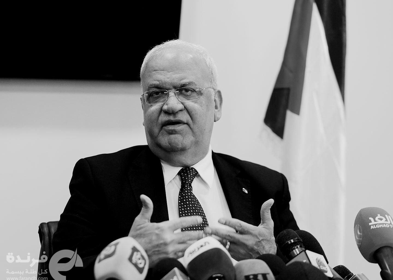 מותו של סאיב עריקאת הפוליטיקאי המניפולטיבי השד של יריחו