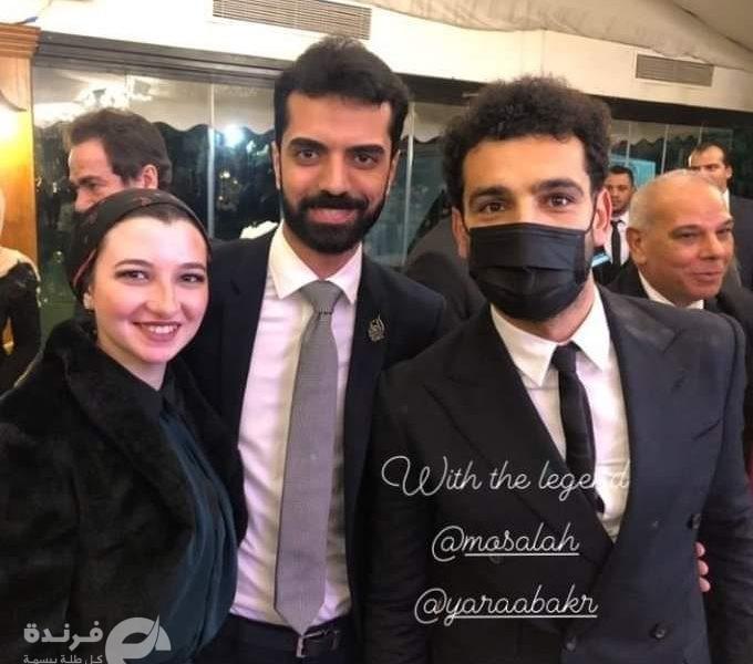 محمد صلاح في مرمى نيران ليفربول بسبب حفل زفاف شقيقه