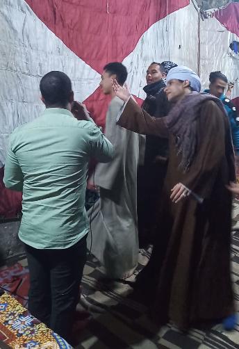 حفيد الشيخ التوني يسلطن محبي سيدنا الحسين بدويتو مع ربيع زين محمود وخالد عليم (Mp3)