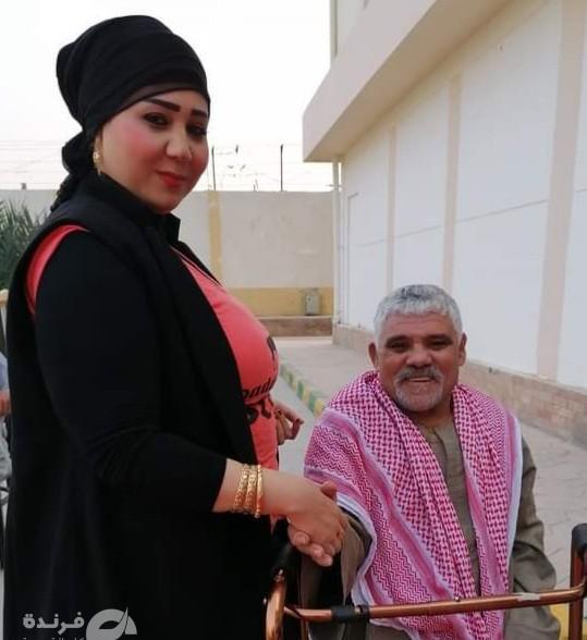 الإعلامية جيهان سالم تشارك في حفل مؤسسة معانا لإنقاذ إنسان