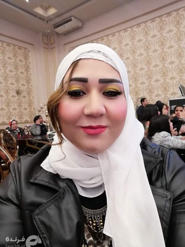 الإعلامية جيهان سالم تشارك في حفل زفاف ندى عصام شعبان عبد الرحيم WWW.FARANDH.COM