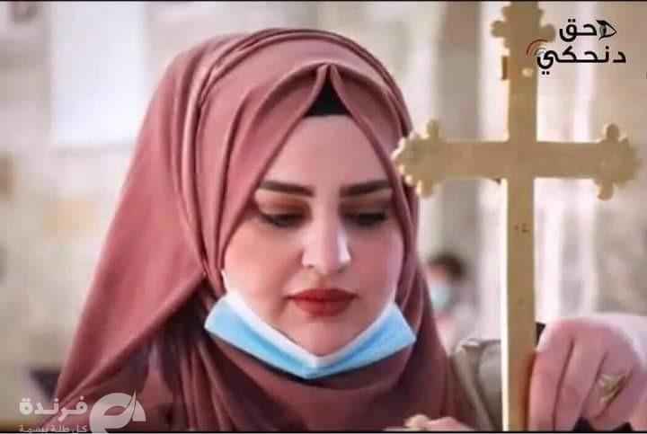 بترميم الكنائس.. كيف استعدت العراق لزيارة البابا فرنسيس ؟ (صور)
