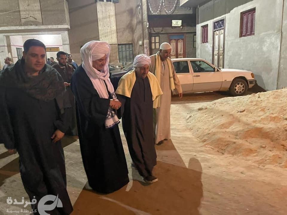 أمين الدشناوي في بيان للناس يوضح ماذا حدث في ضيافة الشيخ ياسين التهامي بـ الحواتكة