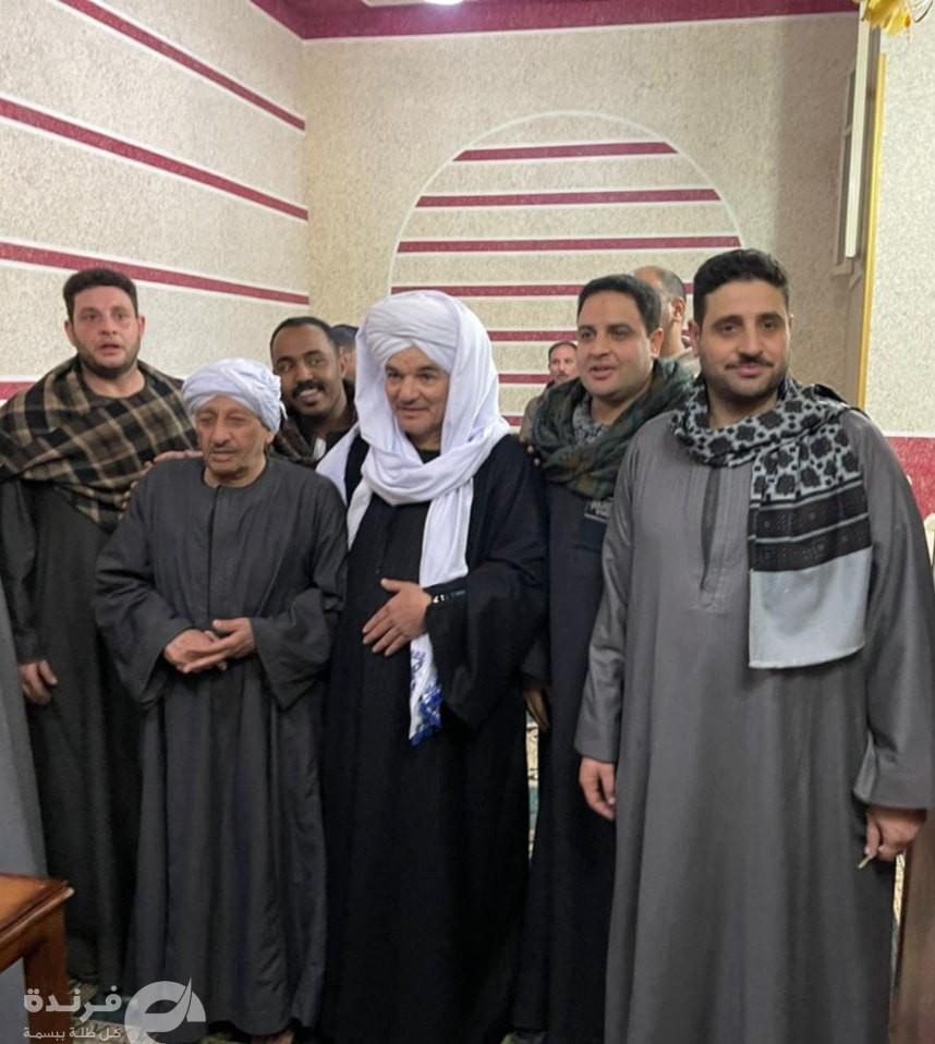 أمين الدشناوي في بيان للناس يوضح ماذا حدث في ضيافة الشيخ ياسين التهامي