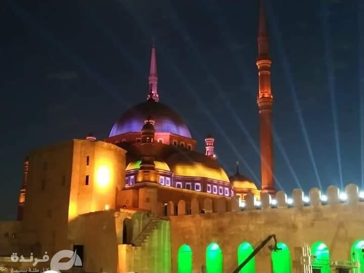 انتصار عبد الفتاح يعلن نجاح المهرجان الدولي للطبول والفنون التراثية  (صور)