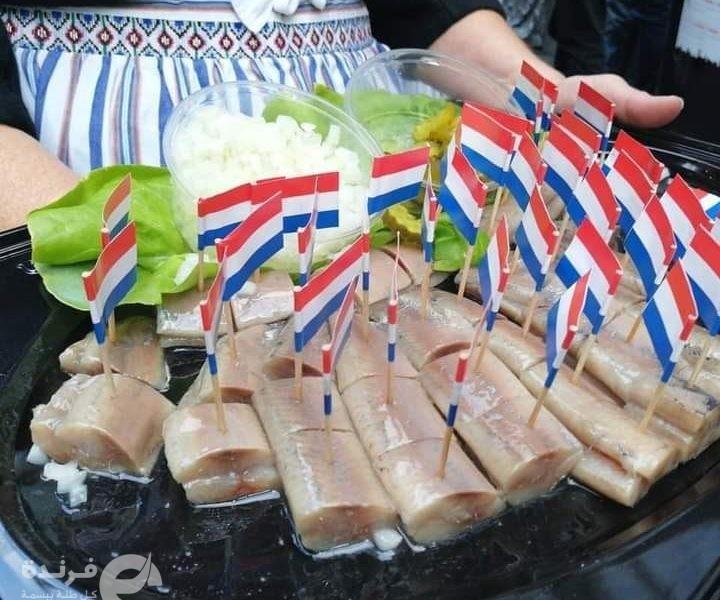 عيد الرنجة في هولندا haringparty  ..غرائب الاحتفالات حول العالم