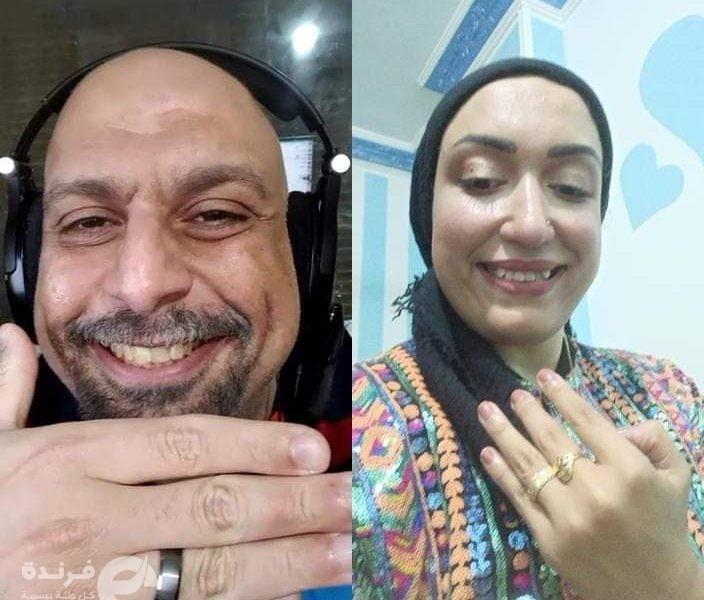خطوبة سعيدة| شيريهان وأحمد ألف مبروك ❤