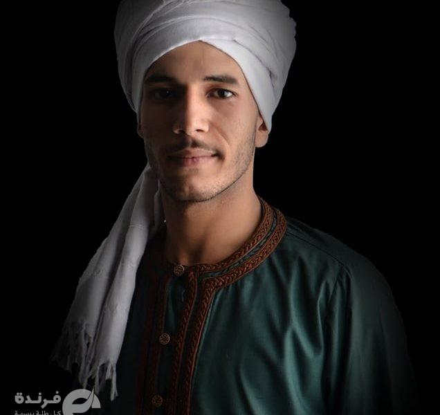 محمود الخطيب ..منشد الحضرة البرهانية