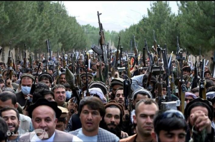حركة طالبان تعلن سيطرتها على أفغانستان