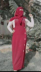 جميلات العرب| موديل فاشون منقبة (عندما يصبح النقاب فتنة )!!