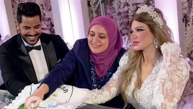 تفاصيل زواج ياسمين الخطيب السري !! | على يد مأذونة وبدون معازيم صور حصري لـ فرندة