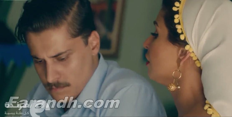 الأفوكاتو حسن وحبيبته فتنة في الشانزلزيه