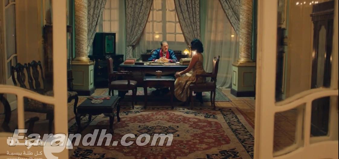 كمال باشا وزوجته شريفة